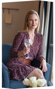 Katie Maynard-Koran, Owner of Sloan + Parker Wine and Beer Lounge