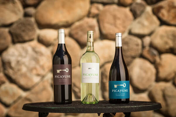 Picayune Cellars Meet the Maker Wine Dinner