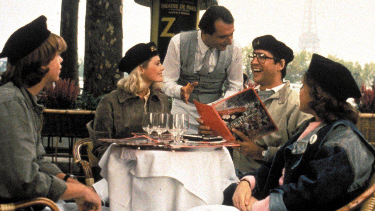 European Vacation Wine Tasting