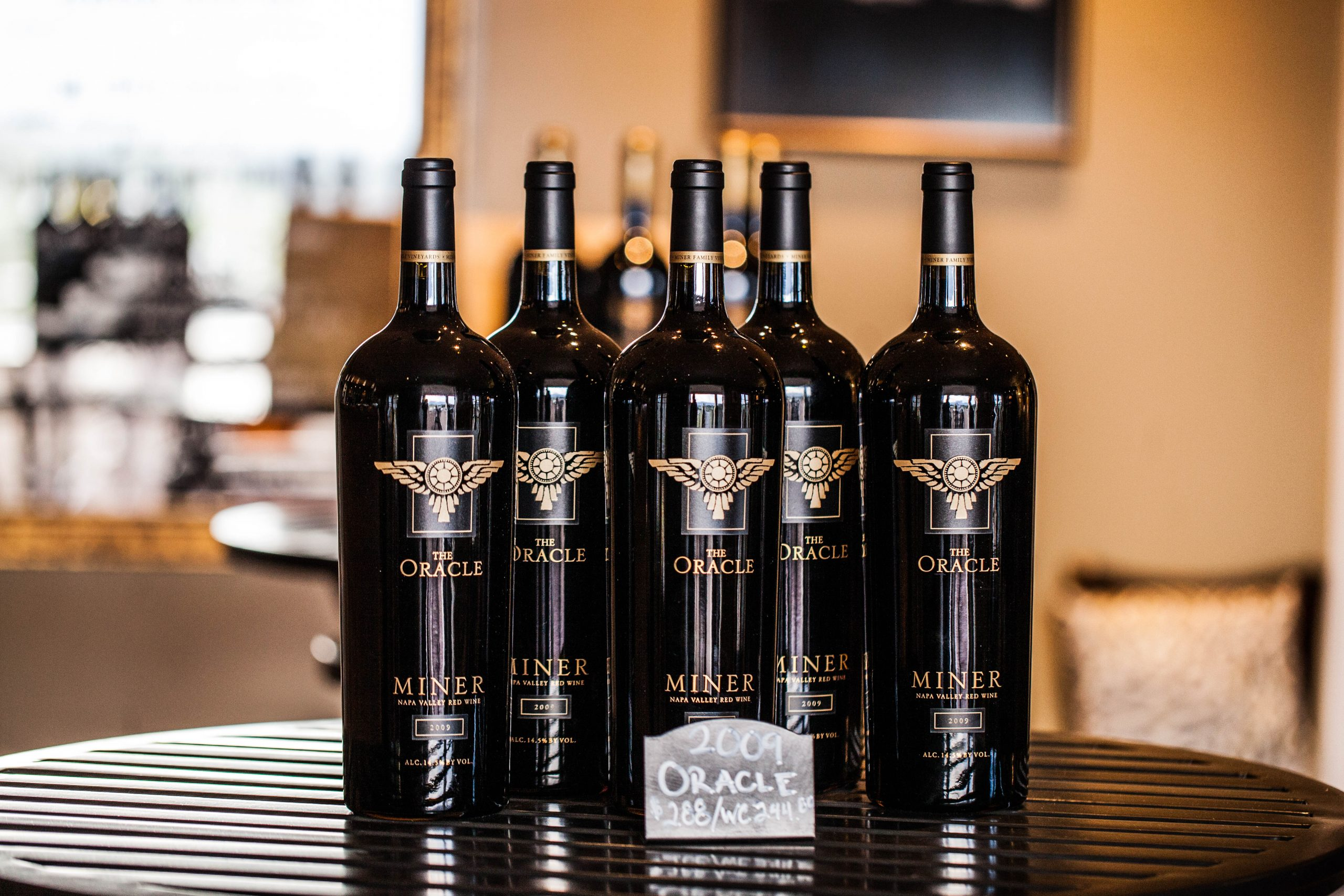 Miner Family Wine - The Oracle